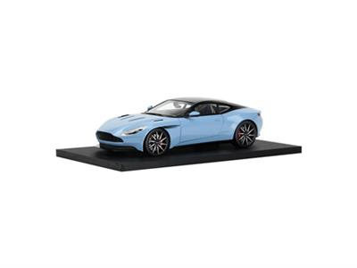 DB11 1:18 Scale Model (Frosted Glass Blue)
