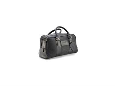 Leather Holdall Small