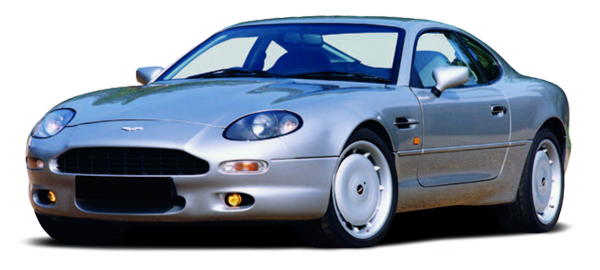 Aston Martin DB7 6 Cyl