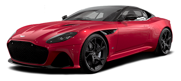 Aston Martin DBS Superleggra