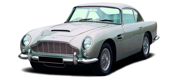 Aston Martin Past Models